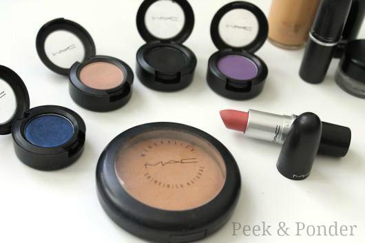 Peek & Ponder: Brand Review - MAC Cosmetics