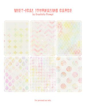 Free Journaling Labels - pages and pages of freebie printables for scrapping/project life!!!!