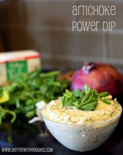 Artichoke Power Dip