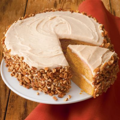 Pumpkin Dream Cake #recipe