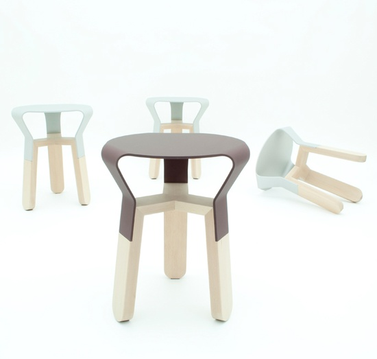 RUI ALVES / Industrial Design  stool - avô