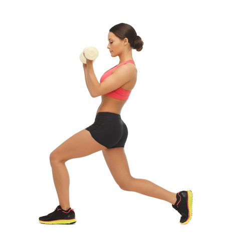 Booty, backside, derriere, rump - here are Top 5 Tips for a Killer Glute Workout