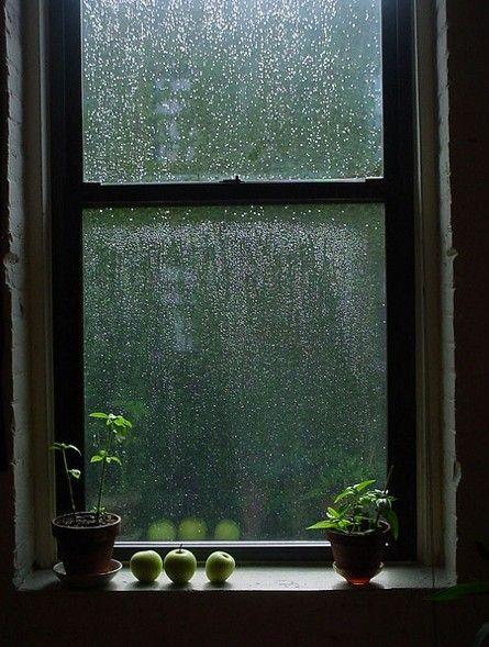 .....rain