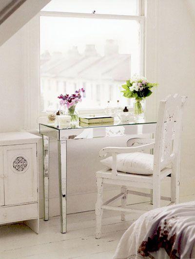 Wonderful little #Desk Layout