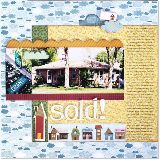 Featuring Bella Blvd's Thankful Collection. Home Layout by Bella Blvd owner, Stephanie Hunt