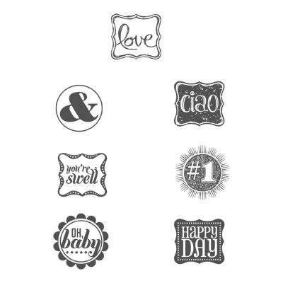 ciao baby stampin up - Google Search