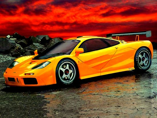 Cool Cars of the World