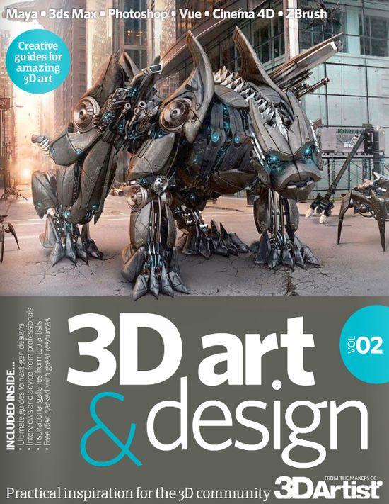 3D Art and Desgin