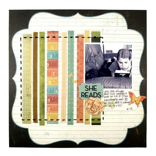 Brand New Hall Pass from We R Memory Keepers - Scrapbook.com