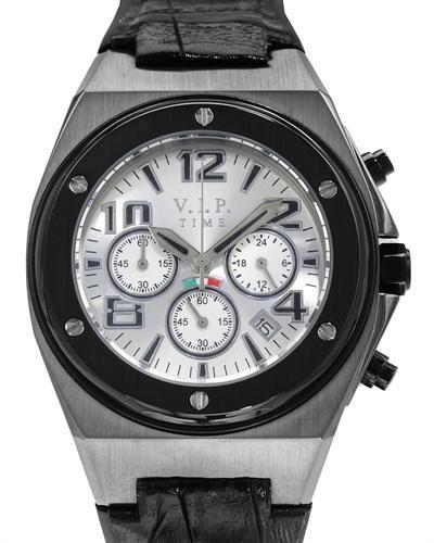 VIP TIME ITALY VP4003BK Chronograph Men's Watch