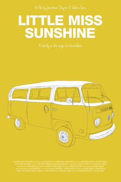 Little Miss Sunshine Art Print