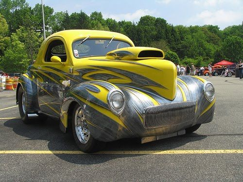 Most Pimped Out Car...I would love to have this car...so cool