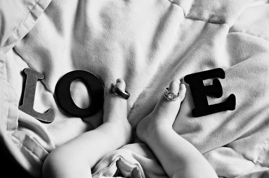 LOVE, newborn