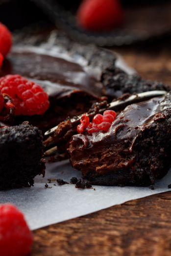 Chocolate Truffle Tarts