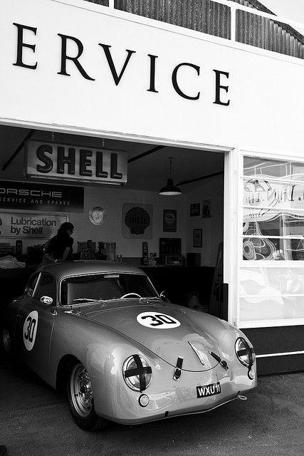 Classic Porsche 365