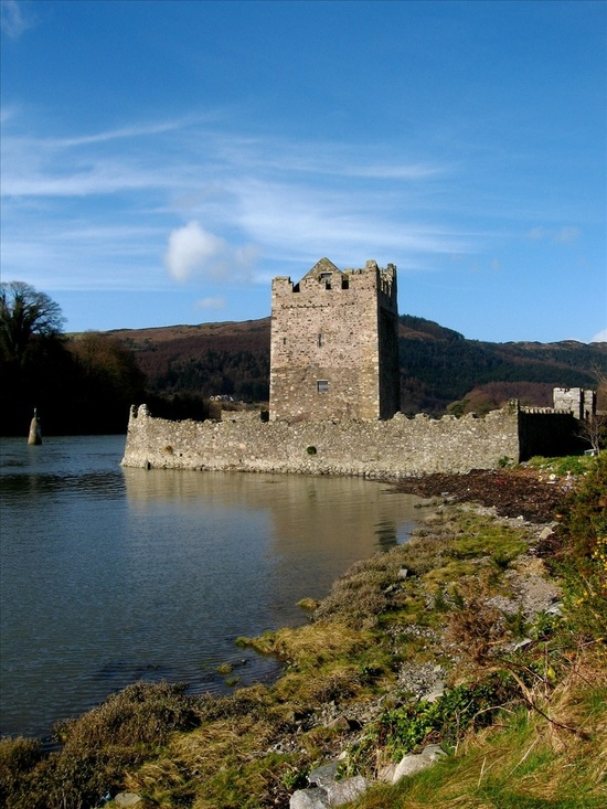 Water Castle Warrenpoint County Down Ulster Northern Ireland