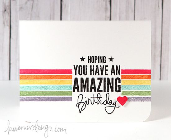 MACM - Hoping You Have An Amazing Birthday