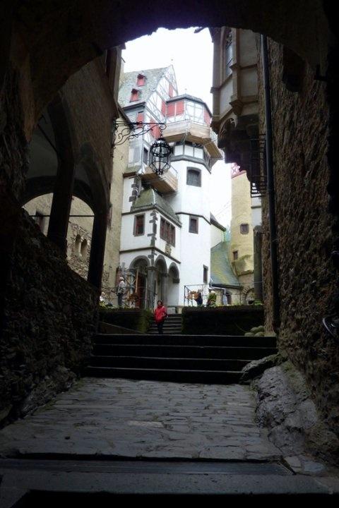 Burg Eltz in Moselkern, Germany