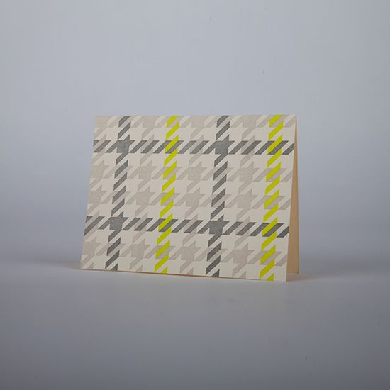 Handsome Handmade Cards from SUPERMODULE