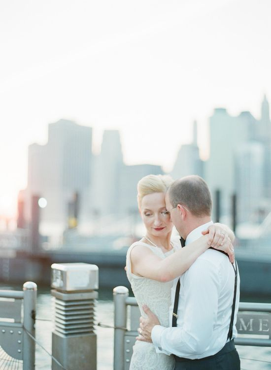 New York City Elopement from Alicia Swedenborg Photography  Read more - www.stylemepretty...