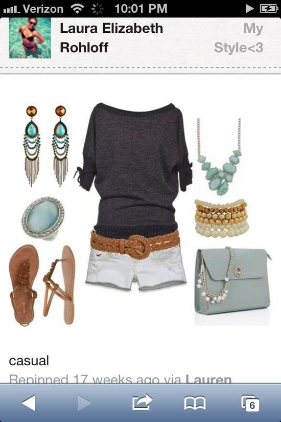 #summer #summer outfits #clothes summer