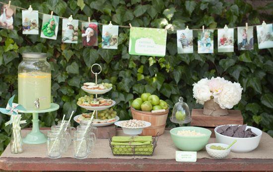 picnic birthday inspiration, again