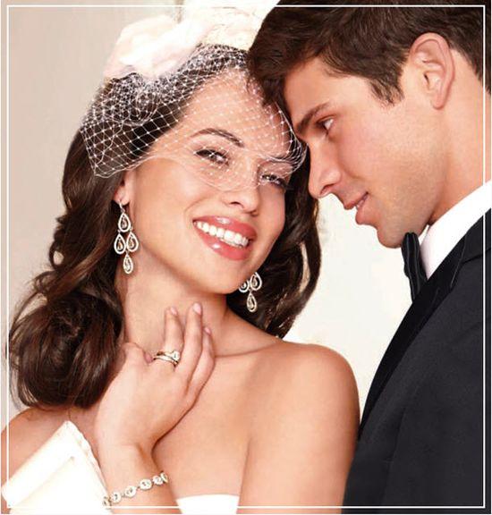 ROMANTIC Wedding Style #belk #bridal