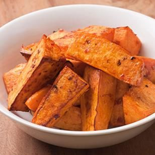 Chile-Garlic Roasted Sweet Potatoes & 25 More Sweet Potato Recipes