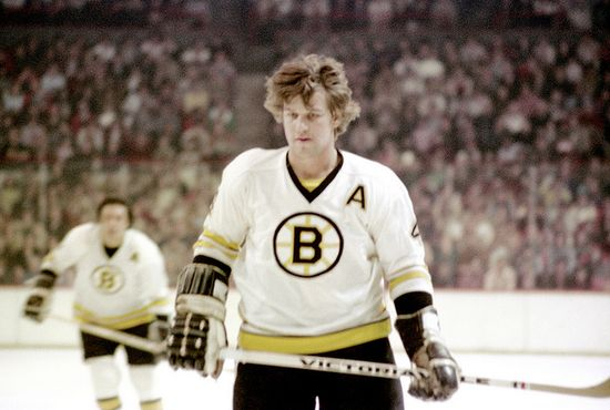 Bobby Orr, Boston Br