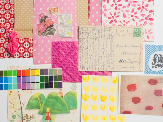 Scrapbooking & Collage Paper Pack