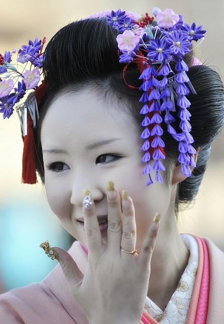 PRESENT SMILE by ajpscs, via Flickr