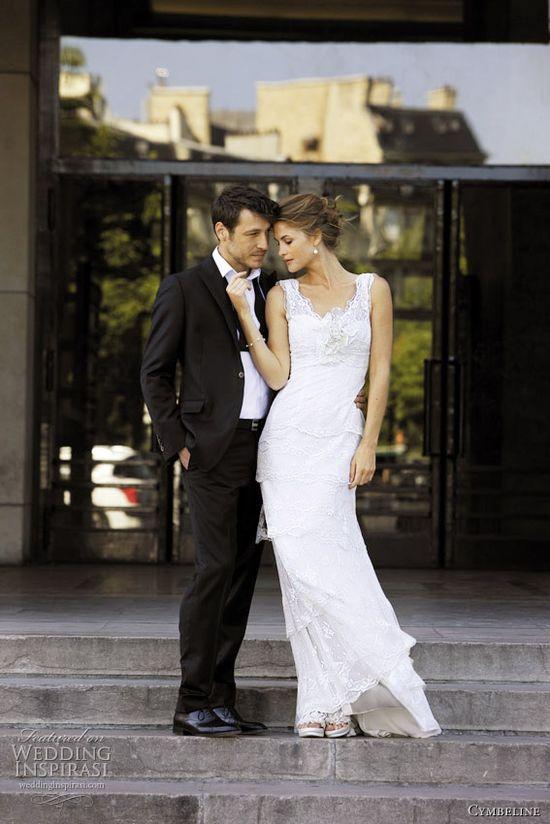cymbeline paris wedding dress 2012 - Fadela bridal gown