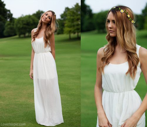 white dress fashion dress flowers white fashion photography