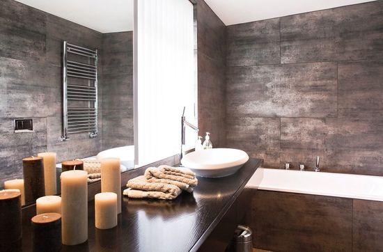 Bathroom. Design: Berglind Berndsen