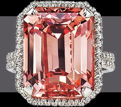 ? Largest  Deep Pink, Internally Flawless, Emerald Cut diamond. 18.33 ct ?
