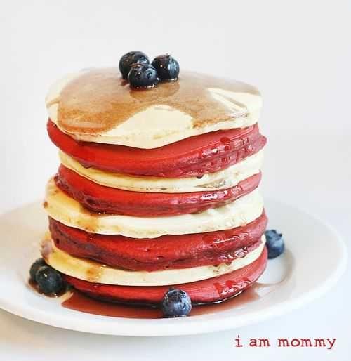 Memorial Day Pancakes