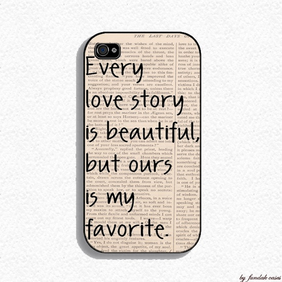 #Love #OurStory #iPhoneCase $16