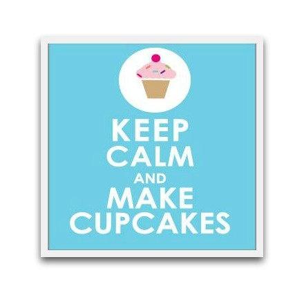 make cupcakes.