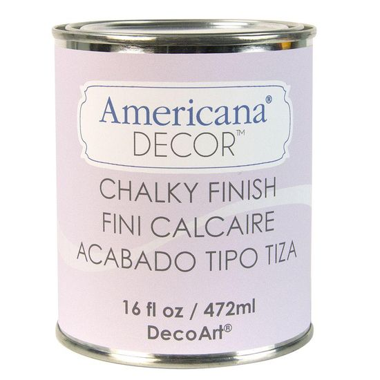 DecoArt Americana Decor 16-oz. Promise Chalky Finish at The Home Depot