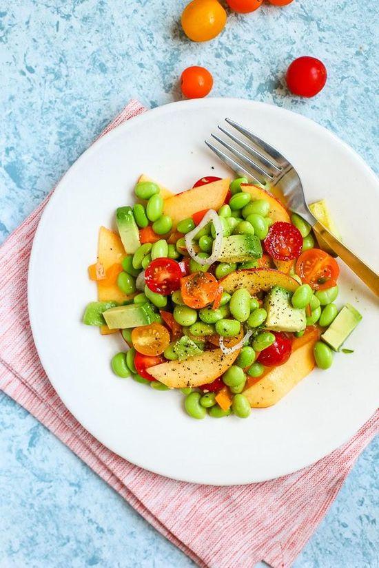 Summer Vegetable Ceviche / blog.jchongstudio...