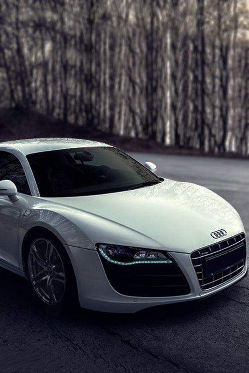 #Cars #White #Audi #Luxury #Sports #Sexy #Beauty #Car