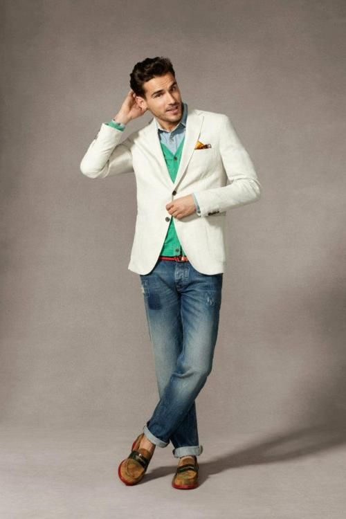 Tommy Hilfiger S/S 2012 lookbook