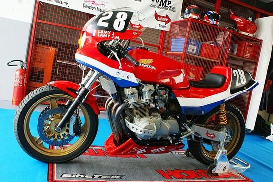 Honda RCB1100R (1981), Team Lamy Frères