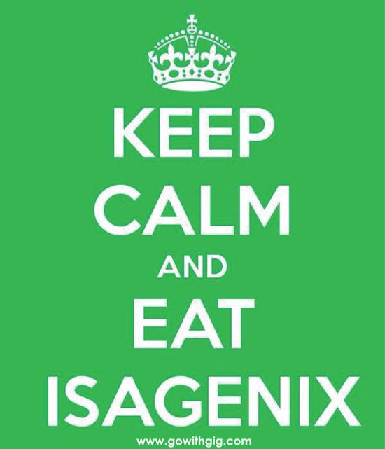 Isagenix® is a solutions based health and wellness company that's doing it right... where else can you get paid to eat the best, high quality no-compromise health products.  Isagenix helped me to release 25lbs easily + i feel sooo much better - i am glad i finally found something that works!  Give it a try - what have you got to lose - 30-day money-back-guarantee