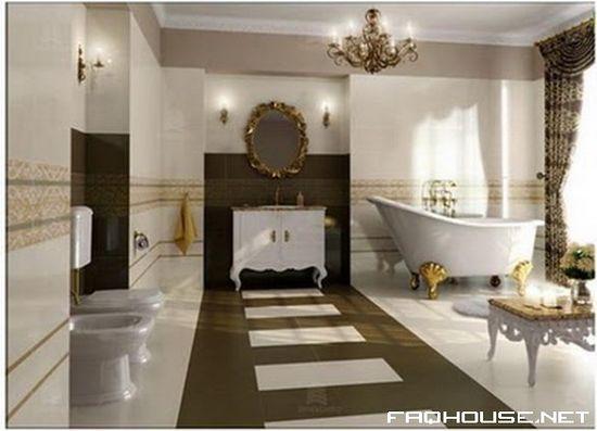 Elegant Bathroom Design by Limestudio