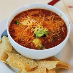 Slow Cooker Tortilla Soup (via www.foodily.com/...)