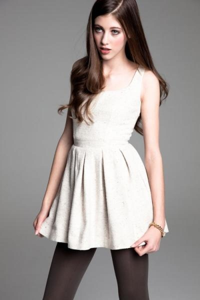 oxford dress by paper crown