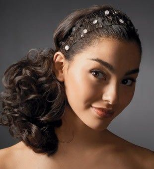 African American wedding hairstyles here in this page