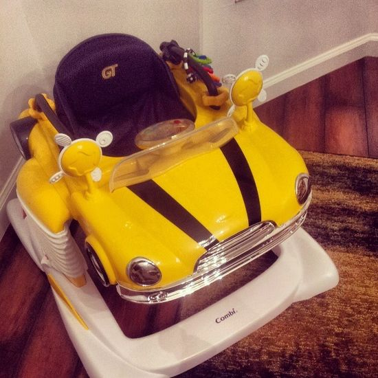 Jules GT sports car
