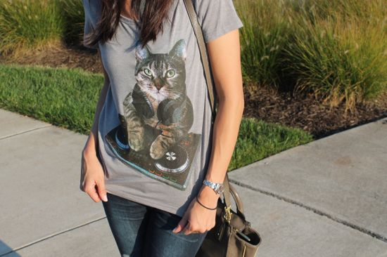 Funny cat tee from Target #lolcatz